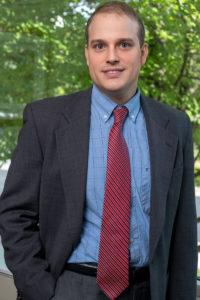 Portrait of GDLWR Legal Associate Nelson Morgan