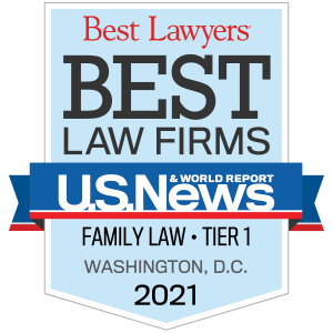 Best Family Lawyers Northern Virginia by U.S. News & World Report